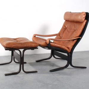 Westnofa design Siesta Ingmar Relling chair hocker