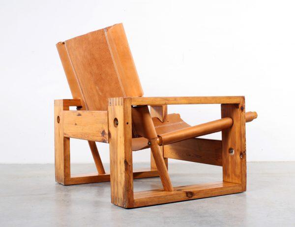 Ate van Apeldoorn chair lounge design fauteuil Houtwerk Hattem