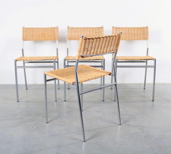 Chairs Martin Visser SE 05 design Spectrum stoelen