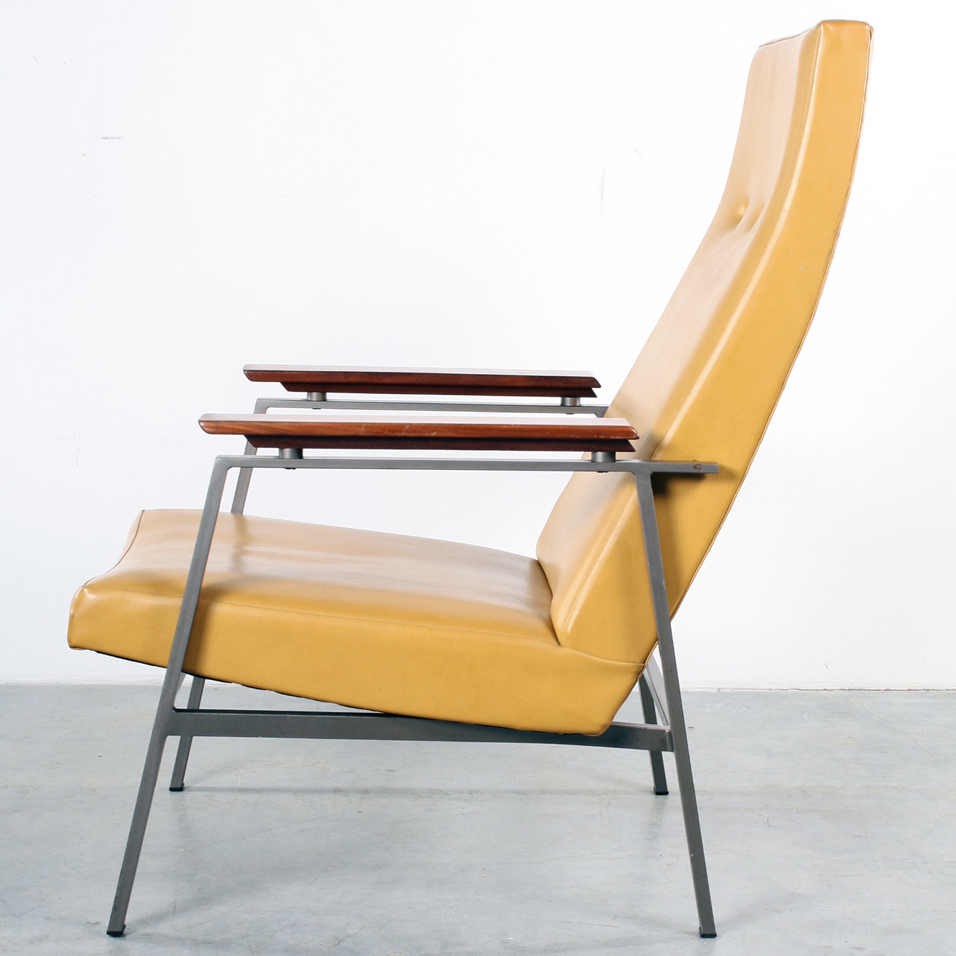 Retro Design Fauteuil.Avanti Fauteuil Design Sixties Retro Arm Chair Studio1900