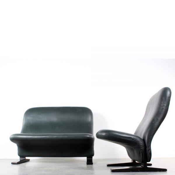 Artifort Concorde sofa chair design Pierre Paulin Kwek