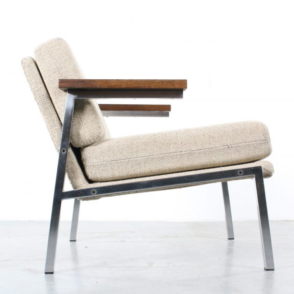 Martin Visser fauteuil chair Spectrum retro sixties