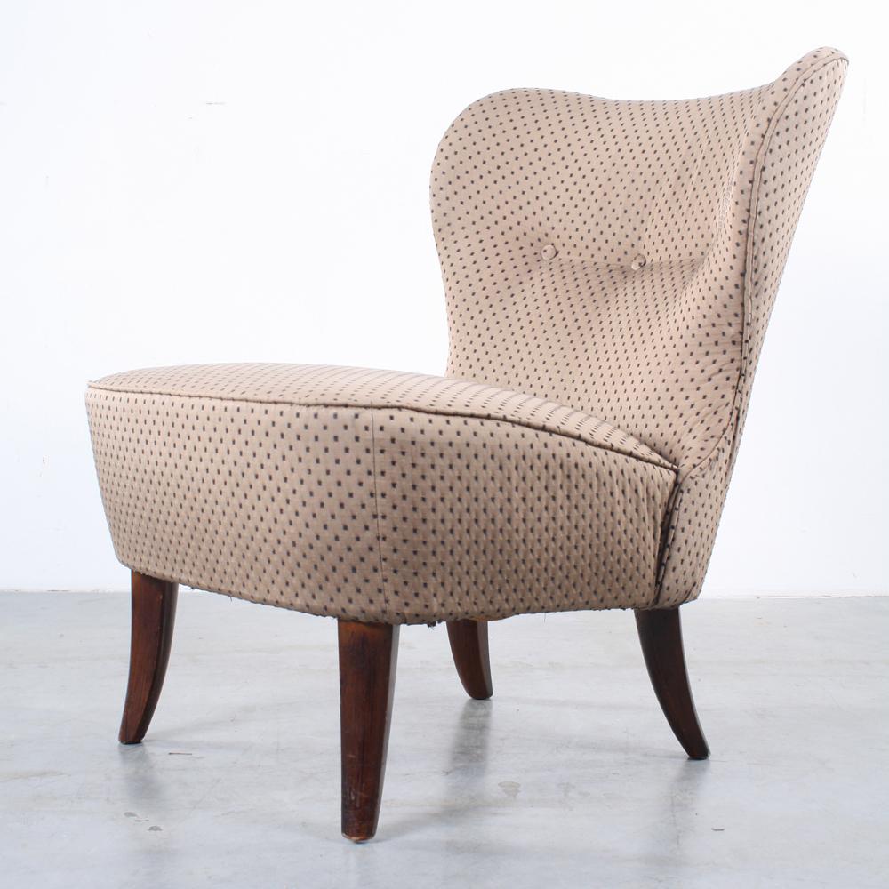 Theo Ruth chair Artifort design fauteuil
