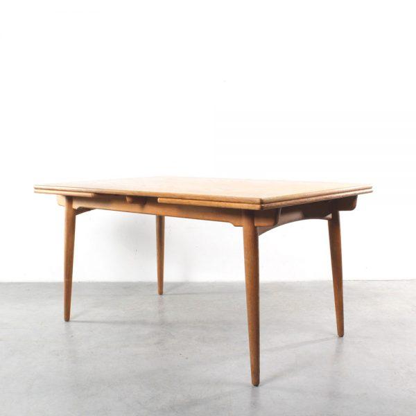 Hans Wegner table AT 312 Danish design Andreas Tuck oak tafel