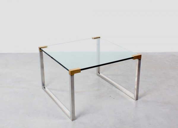 Peter Ghyczy T53 coffee table design salontafel