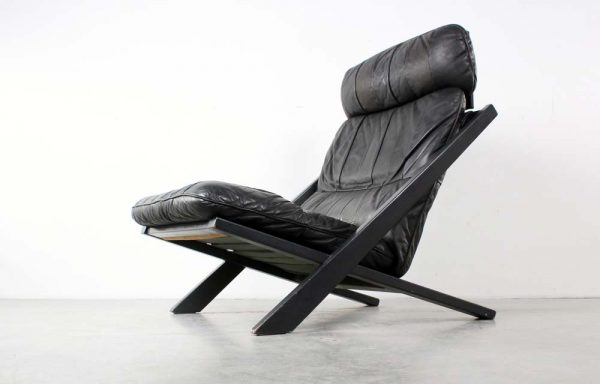 De Sede leather chair
