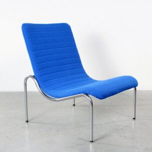 Stabin chair design Kho Liang Ie fauteuil retro