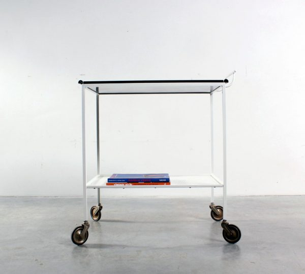 Artimeta Mategot Biarritz design cart trolley
