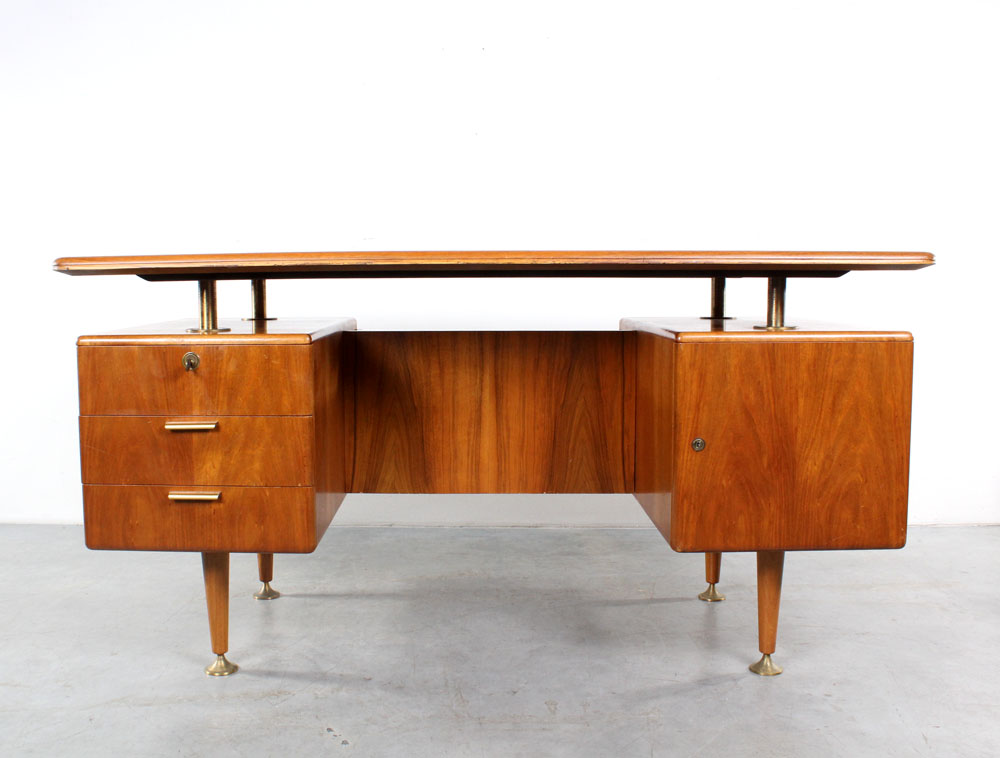 Studio bureau desk u poly z design a a patijn
