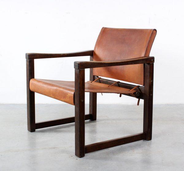 Chair Karin Mobrig fauteuil Diana design Ikea retro