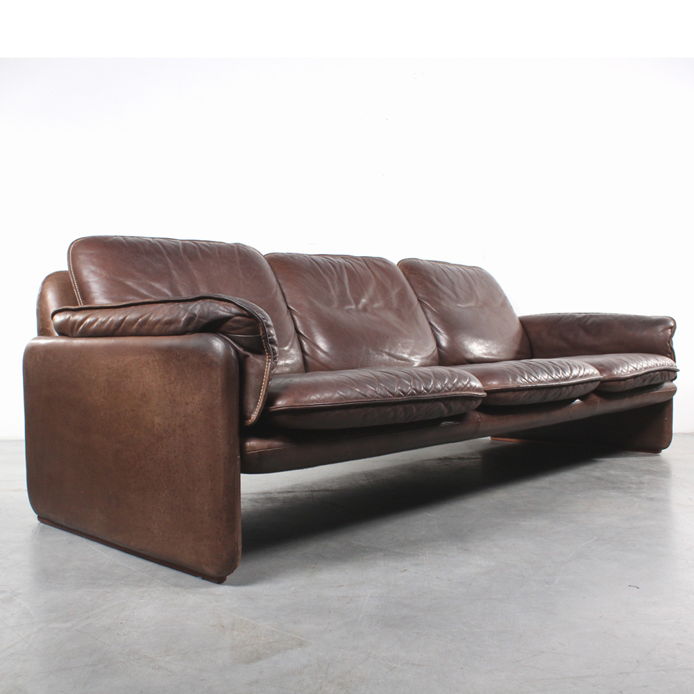 studio1900 de sede ds61 sofa design bank. Black Bedroom Furniture Sets. Home Design Ideas