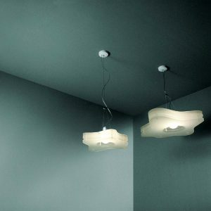 Lamp Cloud H1 design Rotaliana Toyo Ito pendant