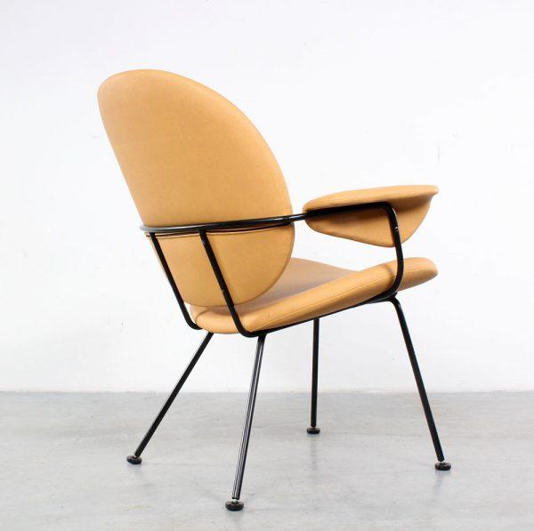 Kembo 302 fauteuil Gispen design chair retro