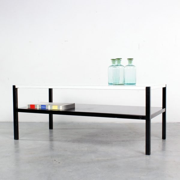 Wim Rietveld Regal salontafel Ahrend coffee table design