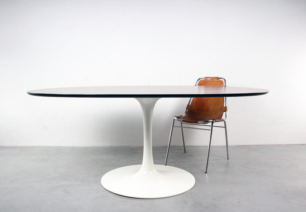 ... Arkana Tulip Table Design Rosewood Tafel Maurice Burke