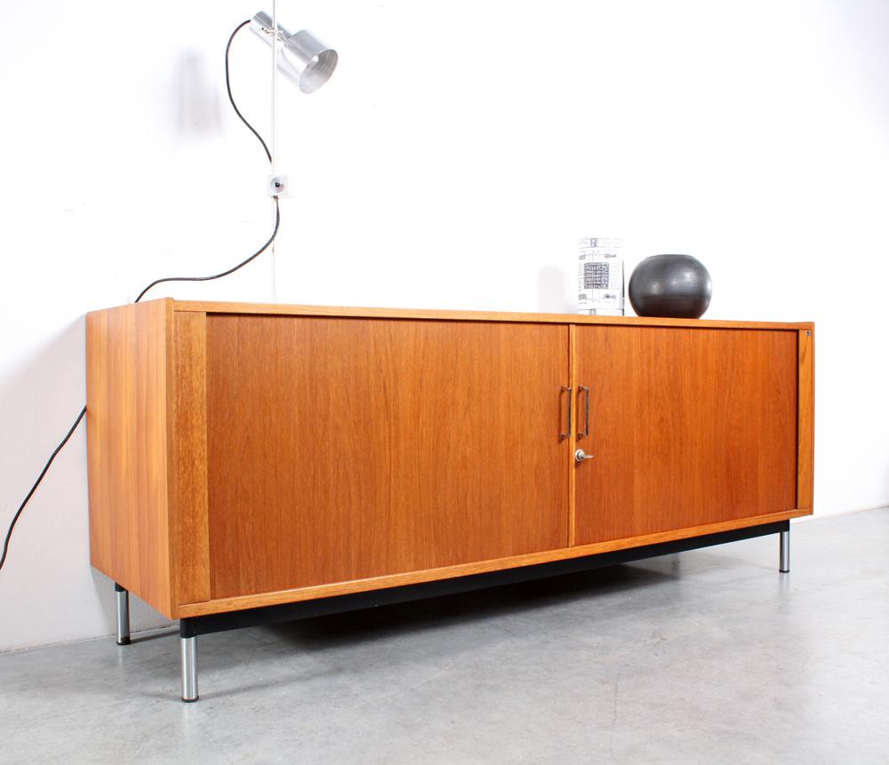 studio1900 eeka sideboard teak dressoir dutch design. Black Bedroom Furniture Sets. Home Design Ideas