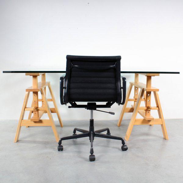 Zanotta table Leonardo design tafel Achille Castiglioni