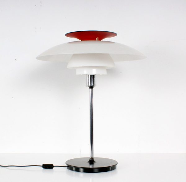 PH 80 table lamp Louis Poulsen design Poul Henningsen
