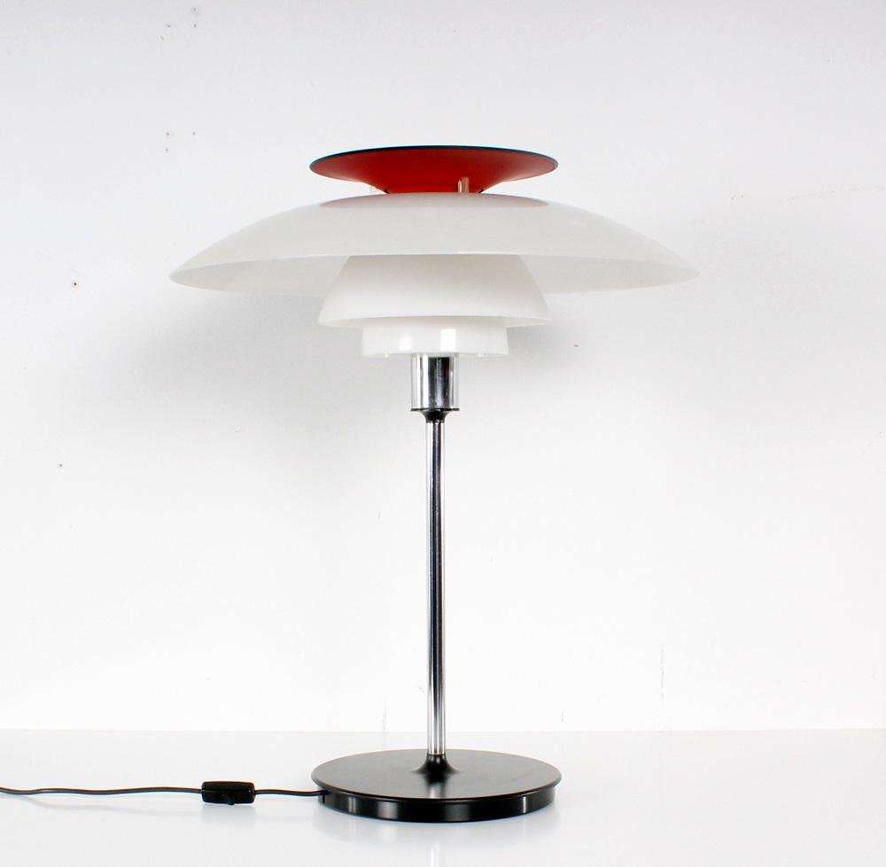 ph lighting. PH 80 Table Lamp Louis Poulsen Design Poul Henningsen Ph Lighting