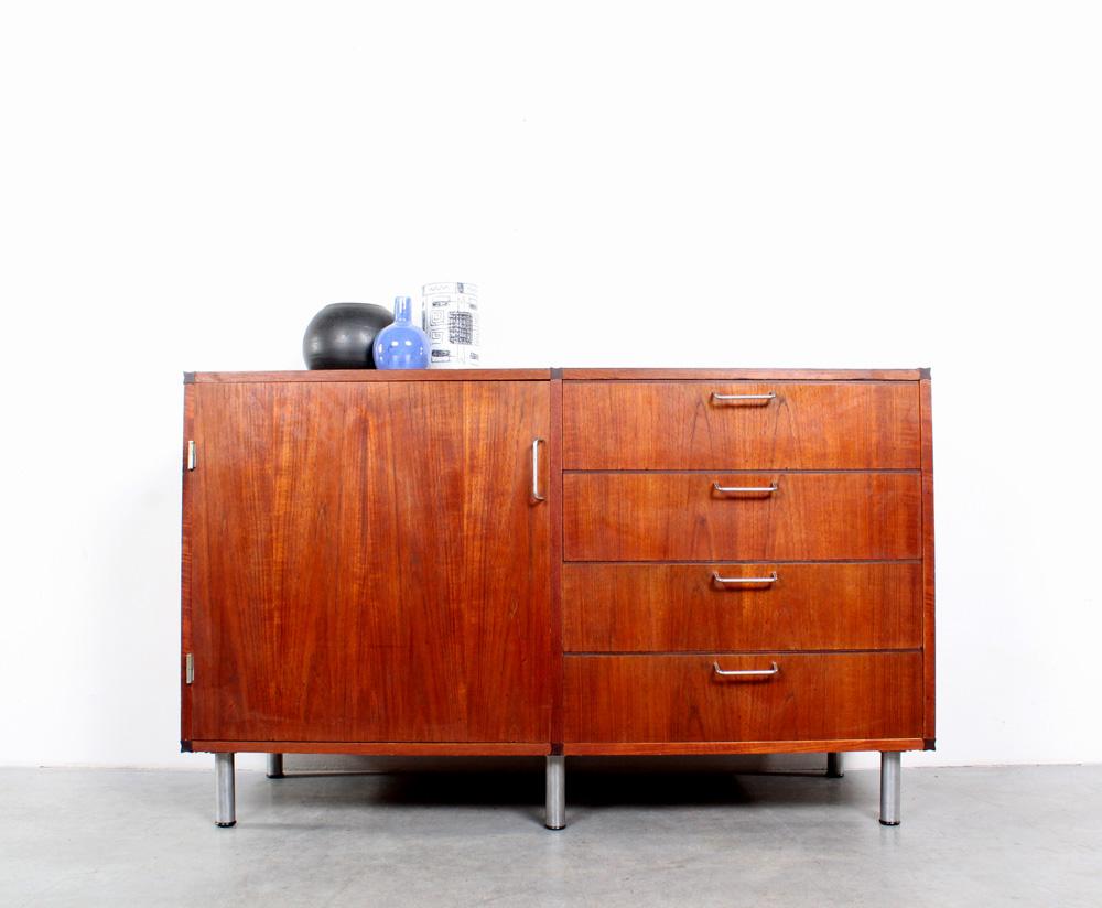 studio1900 pastoe sideboard cees braakman design dressoir. Black Bedroom Furniture Sets. Home Design Ideas