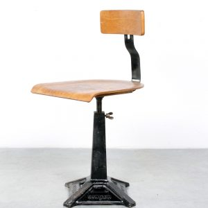Singer stool kruk industrial working chair