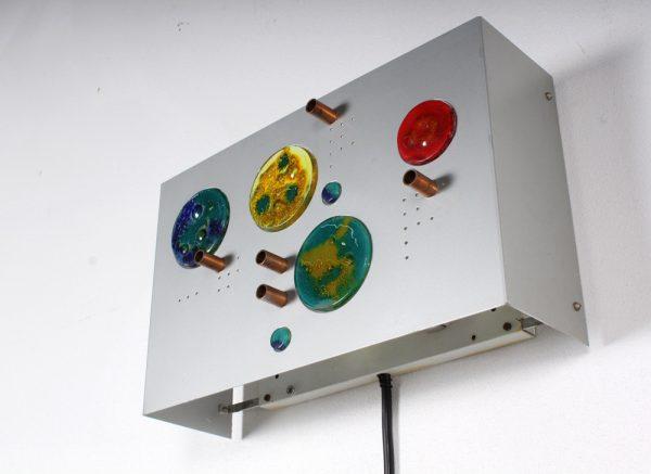 Raak Collage wall lamp design wandlamp Dutch
