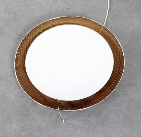 Artimeta mirror Mategot design Fiedeldij