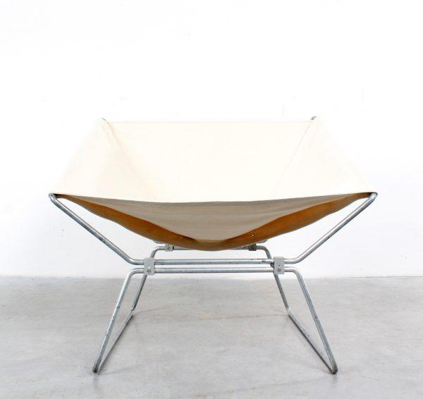 AP14 Pierre Paulin chair design AP Polak fauteuil