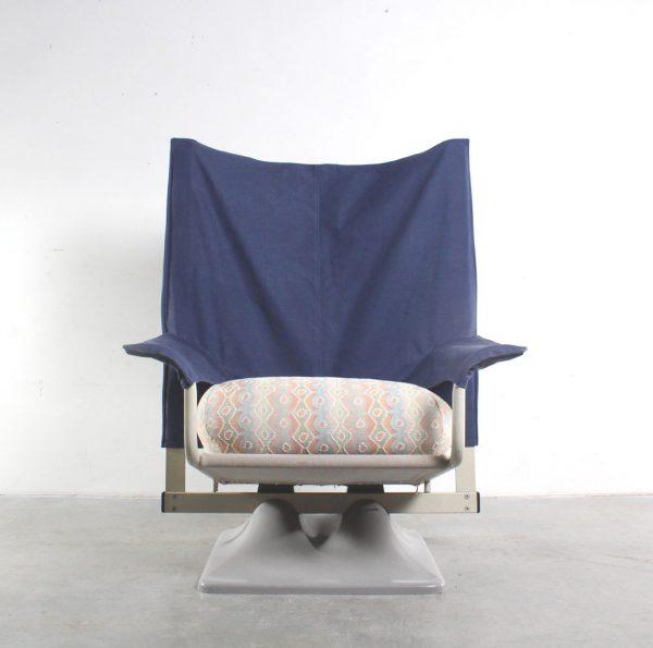 Cassina 650 AEO lounge chair design Paolo Deganello