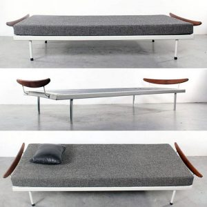 Rawi bed design daybed Auping style retro sixties