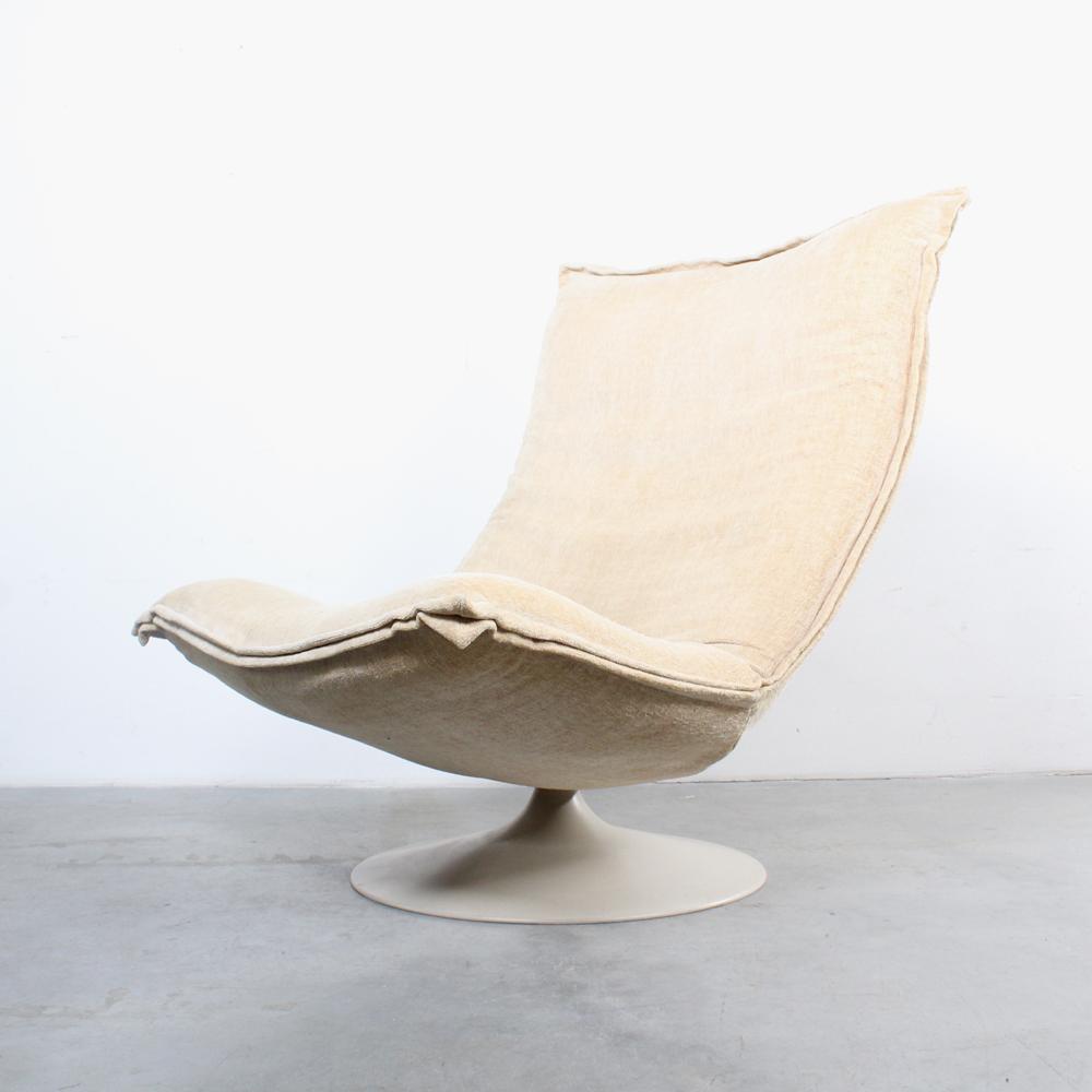 Design Stoel Fauteuil.Artifort Lounge Chair Design Harcourt Fauteuil Studio1900