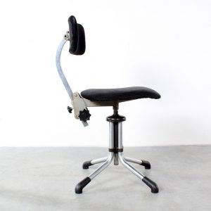 Gispen 360 desk chair design bureaustoel Hoffmann