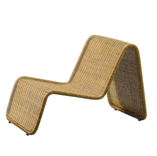 IKEA rattan chair P3 Agnoli