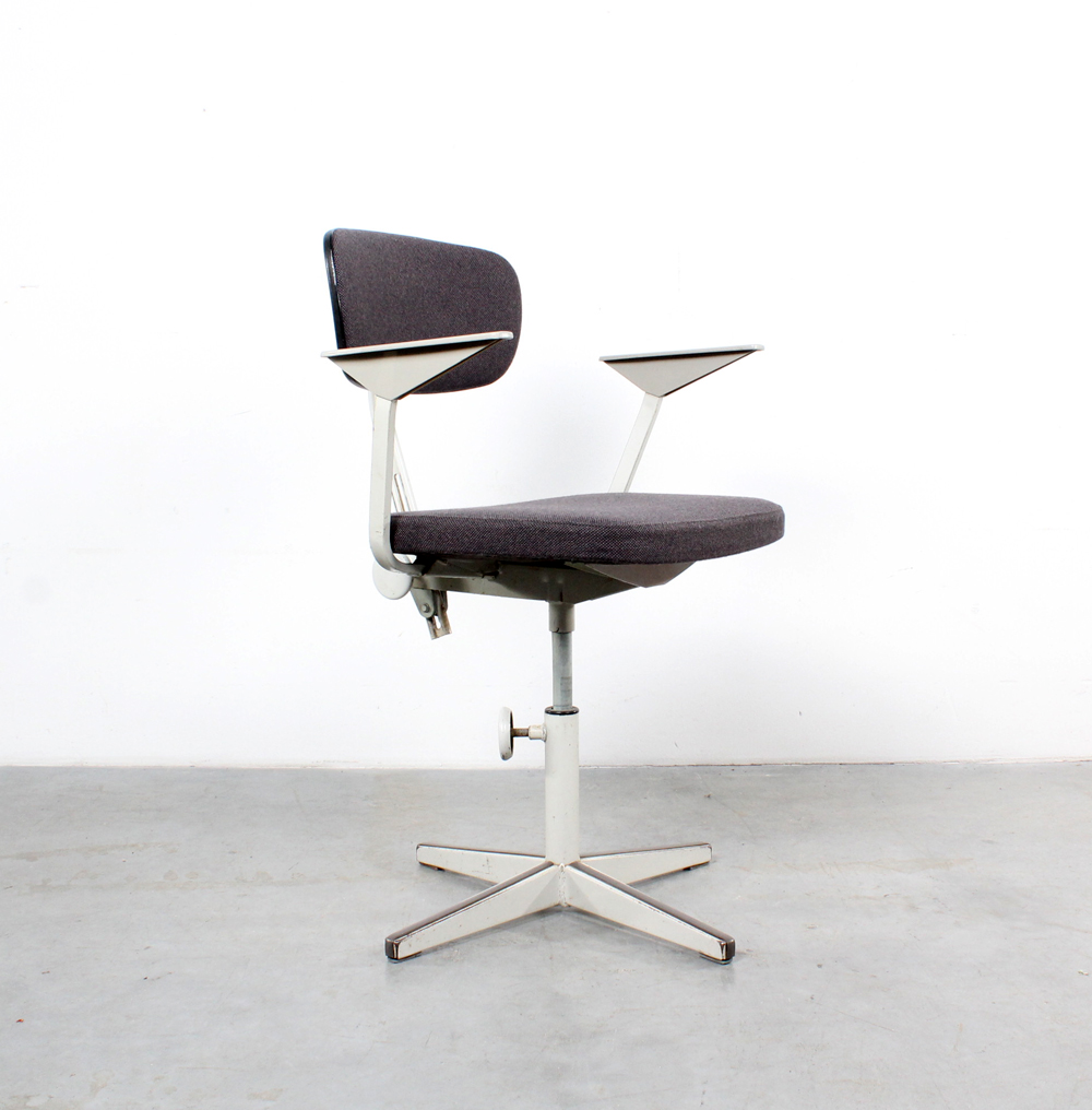 Friso Kramer design desk chair Ahrend bureaustoel