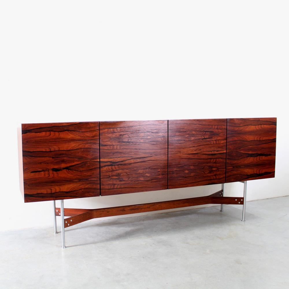Fristho design sideboard Rudolf Glatzel rosewood dressoir