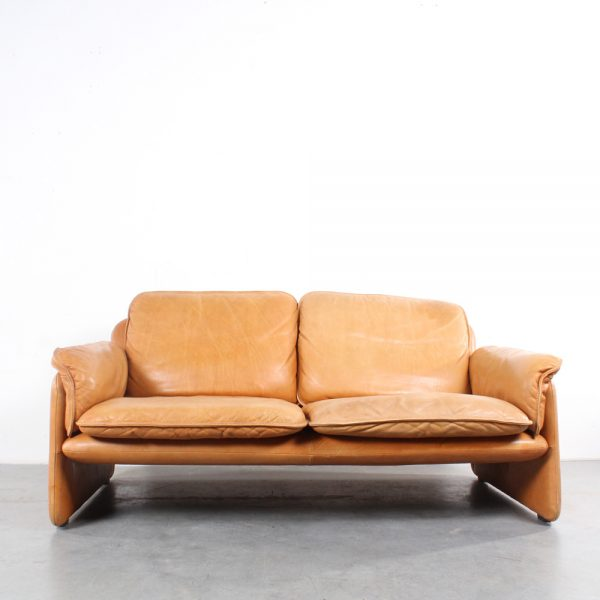 De Sede sofa DS61 design leather DeSede