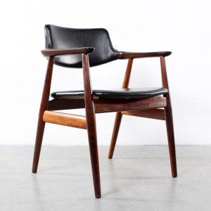 Svend Aage Eriksen chair design Glostrup Kirkegaard
