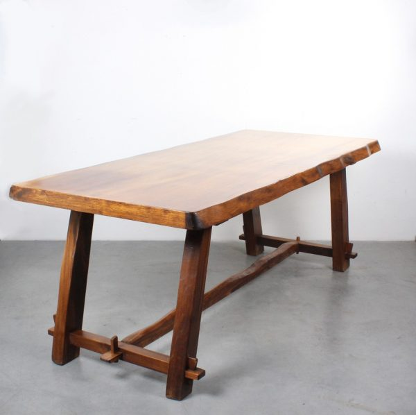Olavi Hanninen brutalist design dining table
