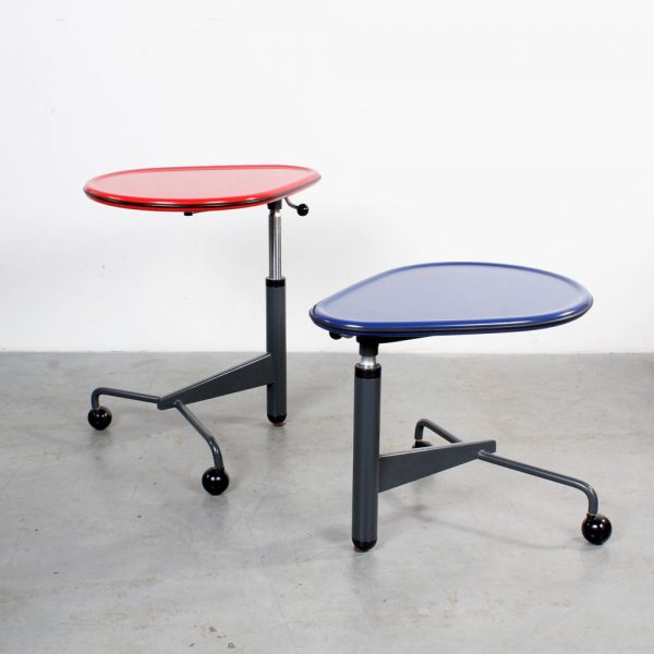 Cassina design side table Kick design Toshiyuki Kita