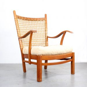 Fifties Dutch design chair fauteuil Stam van Pelt