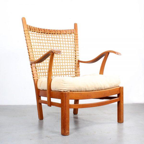 Fifties Dutch design chair fauteuil Stam van Pelt