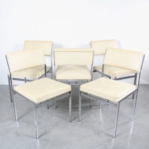 Pastoe design Cees Braakman SM07 dining chairs