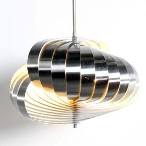Henri Mathieu design lamp retro sixties