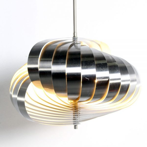 Henri Mathieu design lamp retro sixties