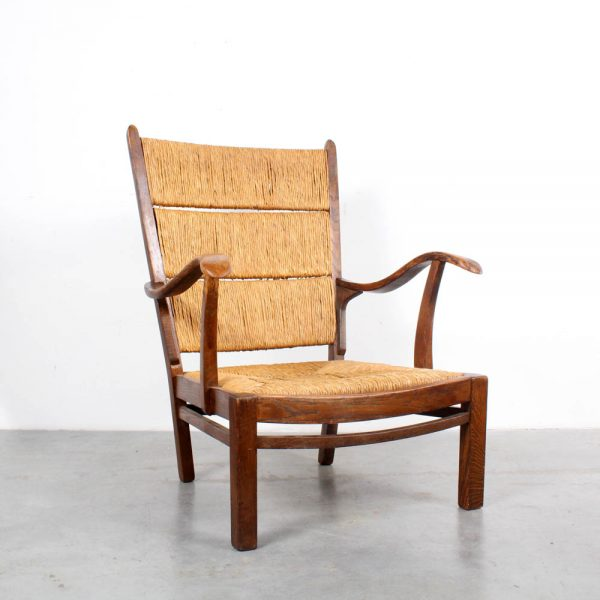 Mart Stam design fifties arm chair fauteuil