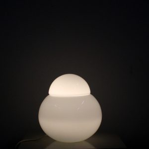 Daruma table lamp Sergio Asti design