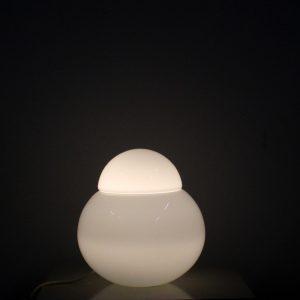 Daruma table lamp Sergio Asti design