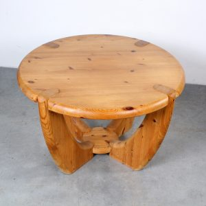Daumiller design pine coffee table Hirtshalls
