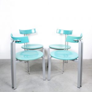Harvink chairs Zeta eighties Dutch design