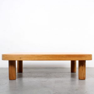 Pine coffee table design